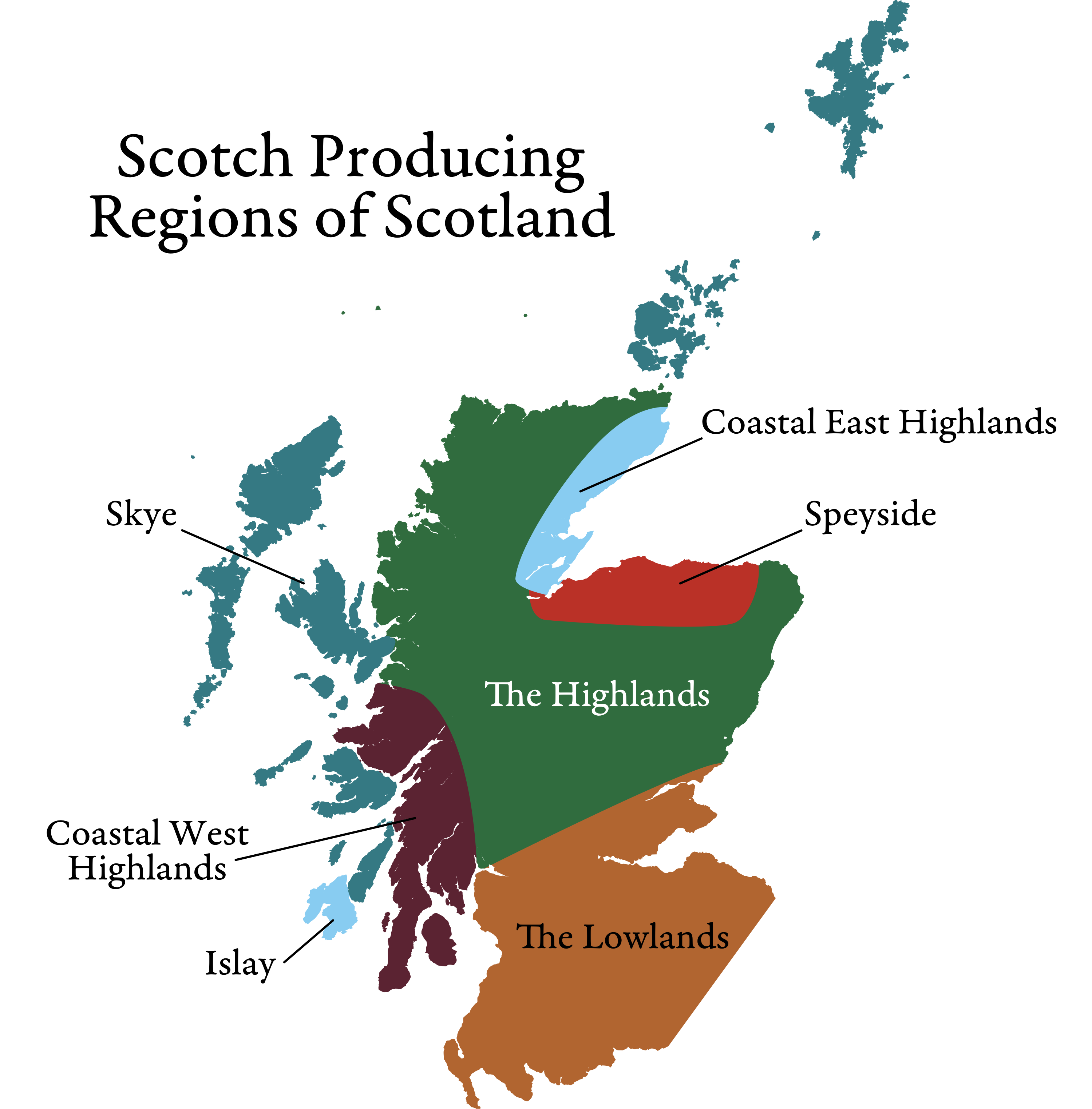 Scotch Map