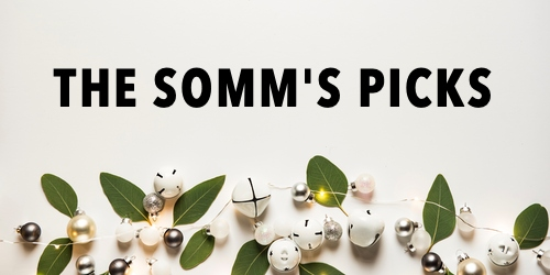 Somm Picks Menu